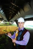 Engineer. Royalty Free Stock Images