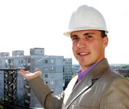 Engineer. Royalty Free Stock Image
