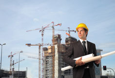 Engineer Royalty Free Stock Photography