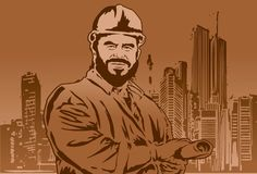 The Engineer Stock Images