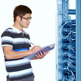 IT Engineer Royalty Free Stock Images