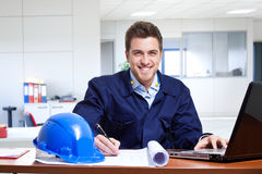 Engineer Royalty Free Stock Images