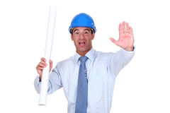Engineer Royalty Free Stock Photos