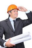 engineer Immagine Stock Libera da Diritti