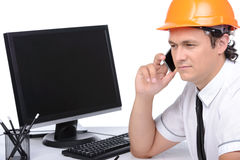 engineer Immagini Stock