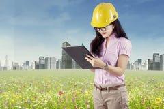 Free Engineer Doing Environment Survey 1 Stock Photos - 42228153