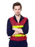 Engineer portrait Royalty Free Stock Photo