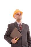 Engineer posing Stock Photos