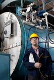 Engineer at work Royalty Free Stock Photos