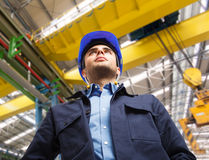 Engineer at work Stock Images