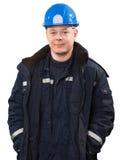 Engineer portrait Stock Photos