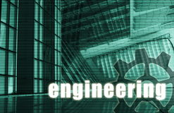 Engineering stock illustration
