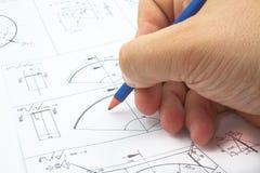 engineering av fixfel Royaltyfri Foto