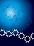 Engineering background Royalty Free Stock Image