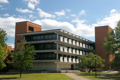 Engineering Building Stock Photography