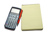 Engineering calculator Royalty Free Stock Photo