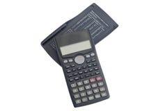 Engineering Calculator Stock Image