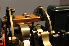 Engineering 19 century. Stock Photos