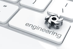 Engineering concept Royalty Free Stock Photos