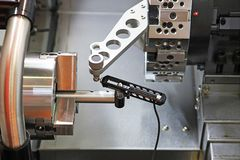 Engineering. Control equipment. royalty free stock photo