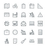 Engineering Cool Vector Icons 2 Stock Photos