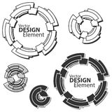 Engineering design element Stock Photo