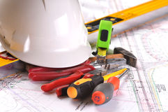 Engineering equipment Royalty Free Stock Photo