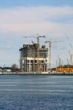 engineering industriellt stads- Royaltyfria Foton