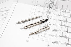 Free Engineering Instruments Stock Photography - 19258452