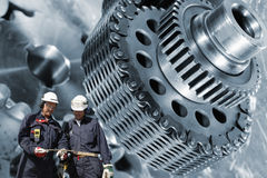 Engineering and machinery Stock Image