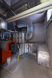 Engineering and plant room Stock Photos