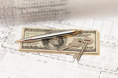 Engineering project Stock Image