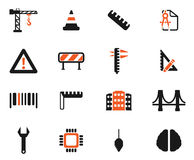 Engineering simply icons Stock Photo
