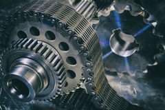 Engineering and technology Stock Images