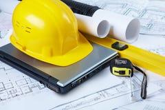 Engineering tools Stock Image