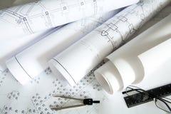 Engineering work Stock Image