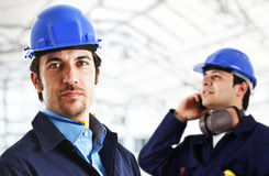 Engineers Stock Photography