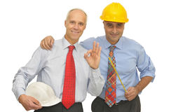Engineers Royalty Free Stock Images