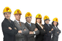 Engineers Royalty Free Stock Photo