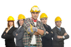 Engineers Royalty Free Stock Image