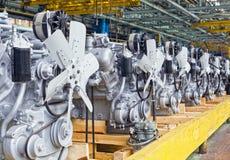 Engines Royalty Free Stock Image