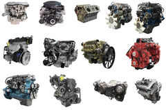 Engines Stock Images