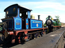 Engines at Sheffield Park Royalty Free Stock Image