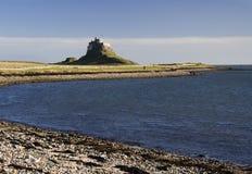 england święty wyspy lindisfarne Zdjęcia Royalty Free