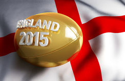 England 2015 Royaltyfri Illustrationer
