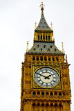 England  aged city in london big ben and historical old construc. London   big ben and historical old construction england   city Royalty Free Stock Photography