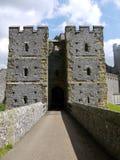 England: Arundel slottbro Royaltyfri Fotografi
