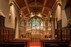 ENGLAND, BATH - 29 SEP 2015: St Mary The Virgin, Bathwick, Engli. Sh Church - Chapel Royalty Free Stock Images