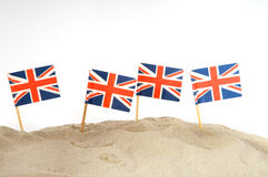 England beach Stock Photos