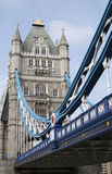 england bridżowy wierza London Zdjęcia Stock